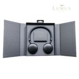 Lemus Earbud black packaging